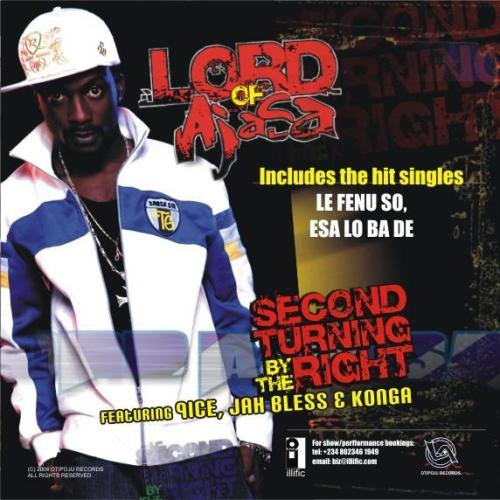 Lord of Ajasa Ft. 9ice - Le Fenu So mp3 download