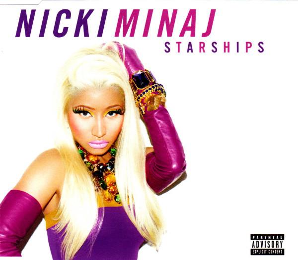 Nicki Minaj - Starships (Explicit) mp3 download