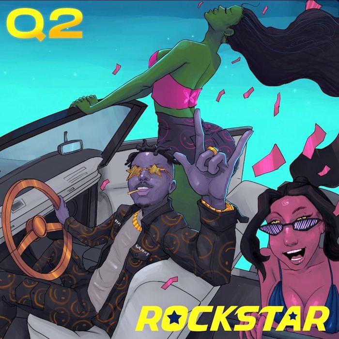 Q2 – RockStar mp3 download