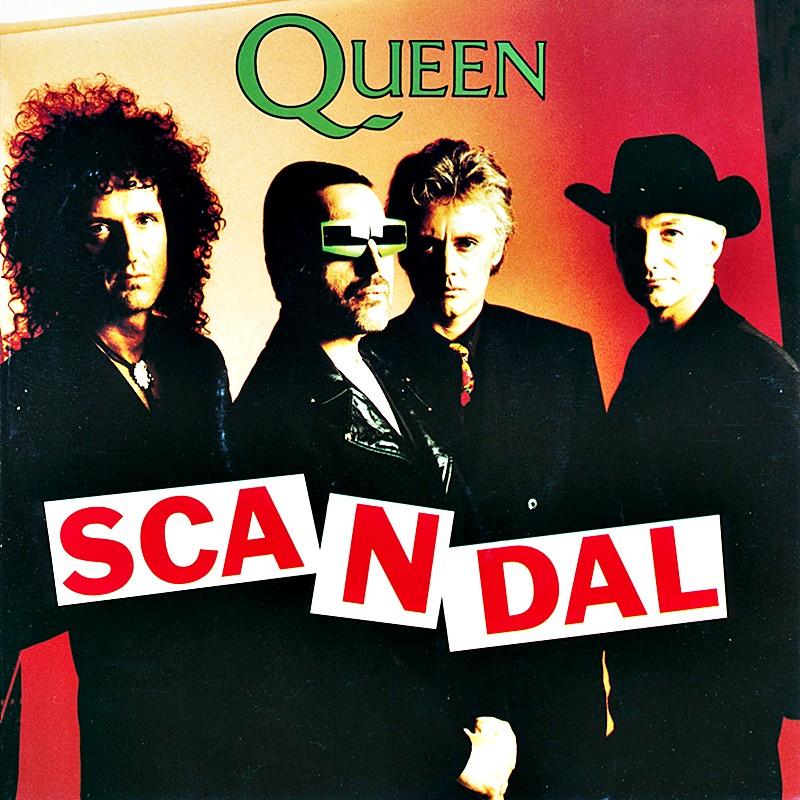 Queen - Scandal mp3 download
