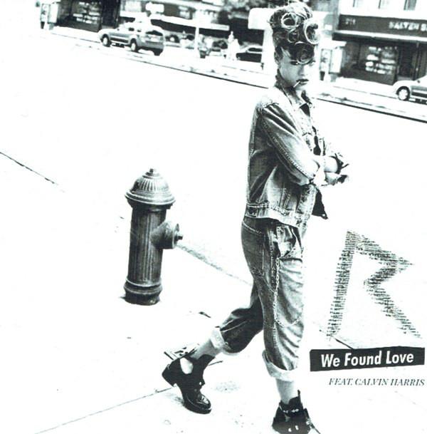 Rihanna - We Found Love Ft. Calvin Harris mp3 download