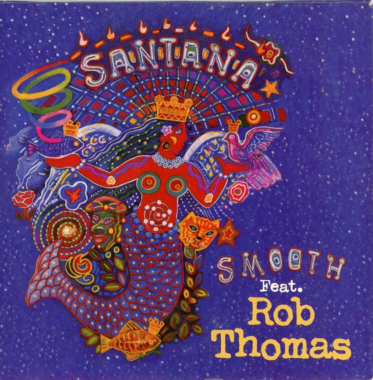 Santana - Smooth Ft. Rob Thomas mp3 download