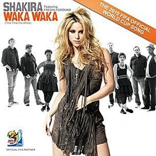 Shakira - Waka Waka (This Time for Africa) mp3 download