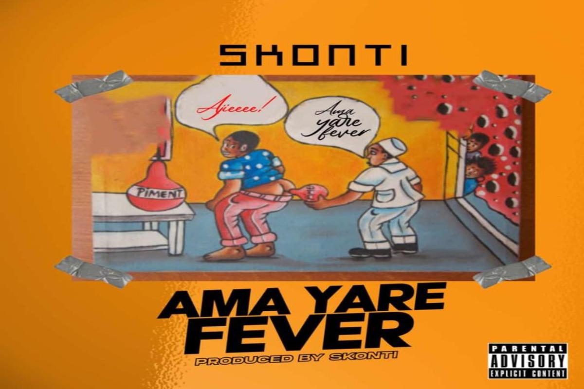Skonti – Ama Yare Fever mp3 download
