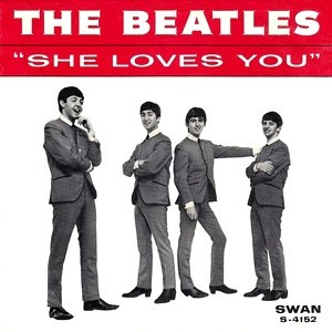 The Beatles - She Loves You mp3 download