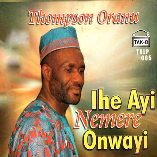 Thompson Oranu - Think Twice mp3 download
