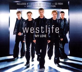 Westlife - My Love mp3 download