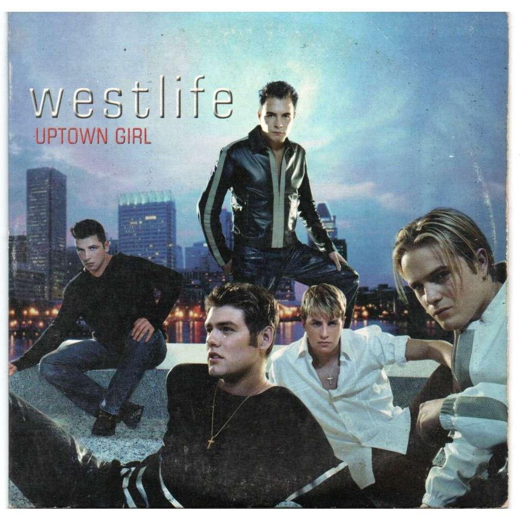 Westlife - Uptown Girl mp3 download