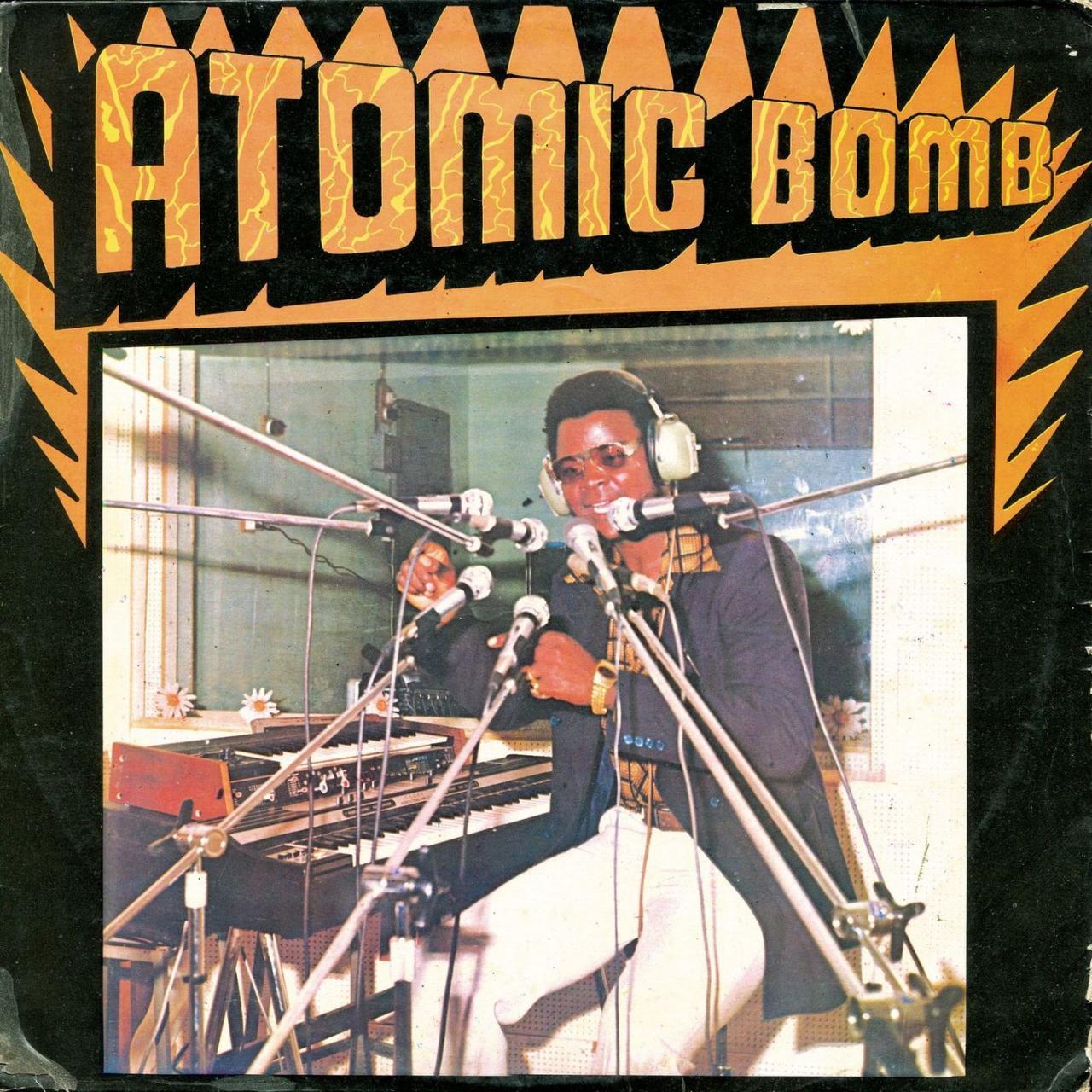 William Onyeabor - Atomic Bomb mp3 download