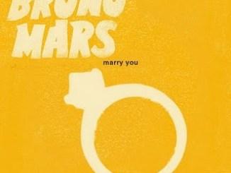 Bruno Mars – Marry You