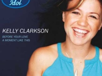 Kelly Clarkson – A Moment Like This
