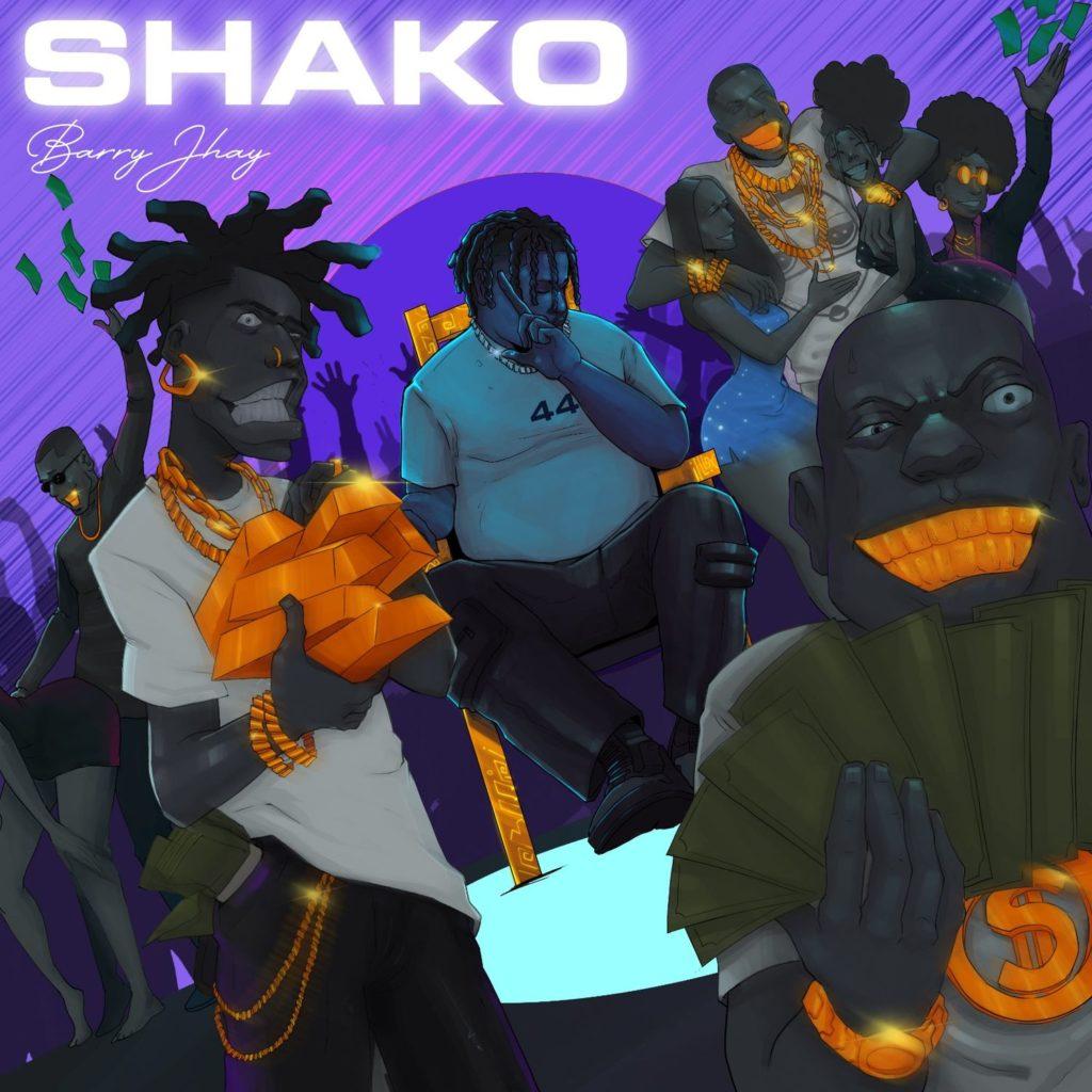 Barry Jhay – Shako mp3 download