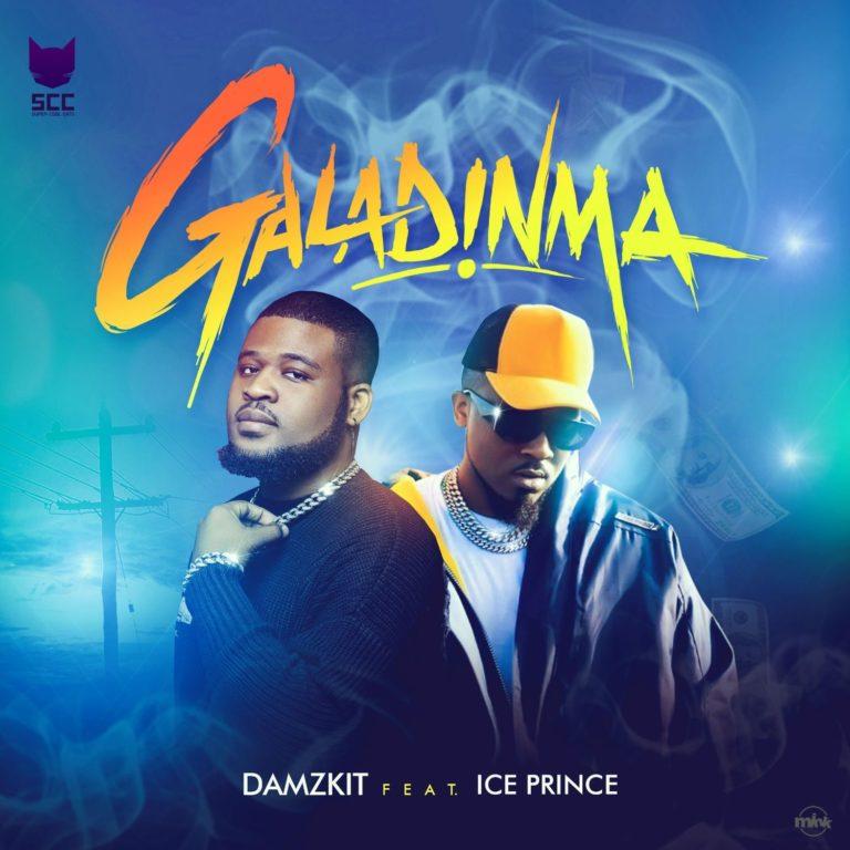 Damzkit – Galadinma Ft. Ice Prince mp3 download