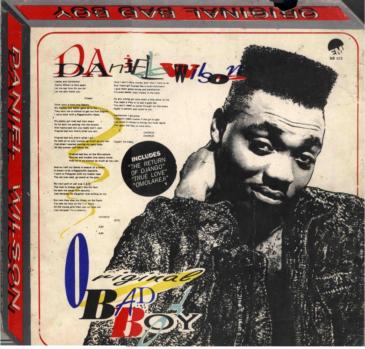 Danny Wilson - Original Bad Boy mp3 download