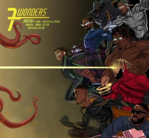 Dremo – Wonder Ft. Erigga, Patoranking mp3 download