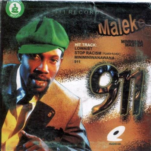 Maleke - Minimini Wanawana + Reggaeton Remix mp3 download