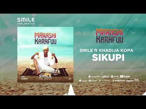 Smile TheGenius Ft. Khadija Kopa – Sikupi mp3 download