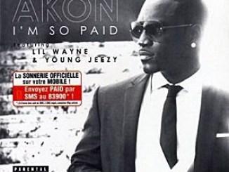 Akon Ft. Lil Wayne, Jeezy – I'm So Paid