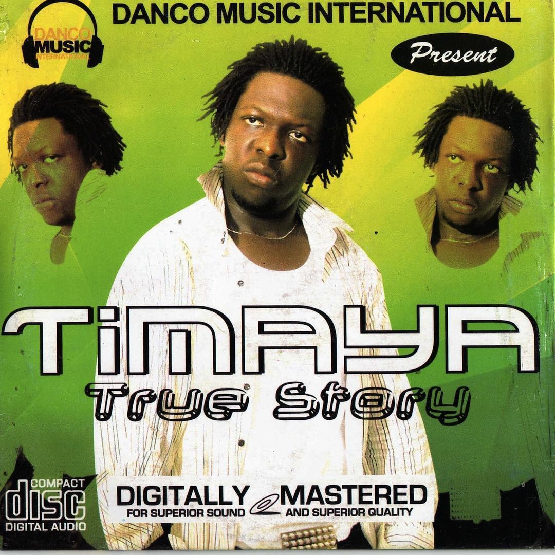 Timaya - Timaya