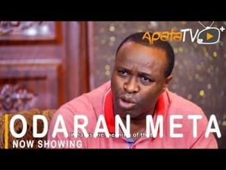 Odaran Metta Latest Yoruba Movie 2021 Drama