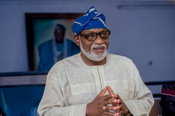 Open Grazing Must Not Be Allowed To Continue: Akeredolu