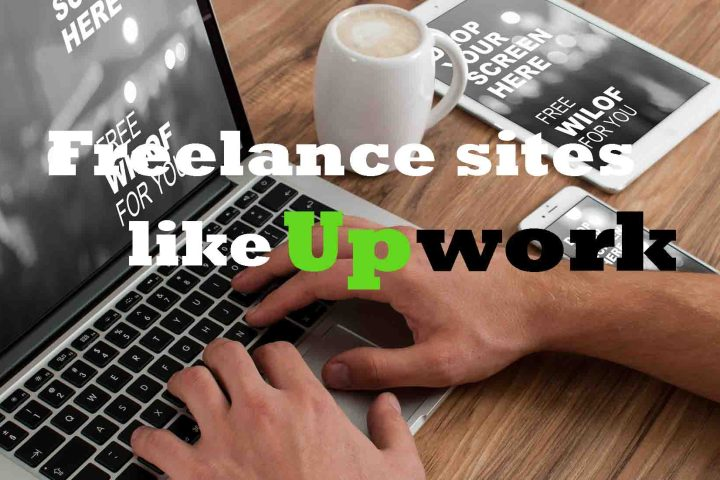 Freelance sites like Upwork