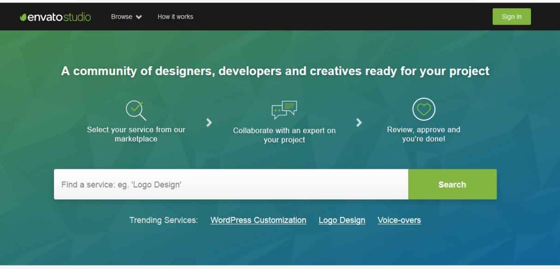 Evantostudio: A community of designers, developers and creatives ready for your project