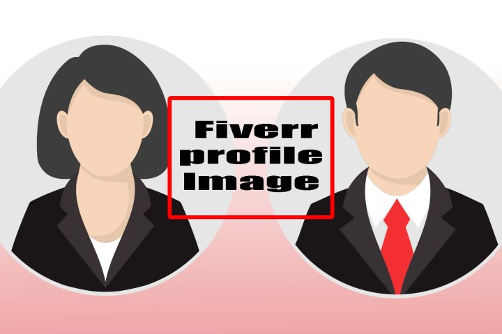 How to upload a Fiverr profile image