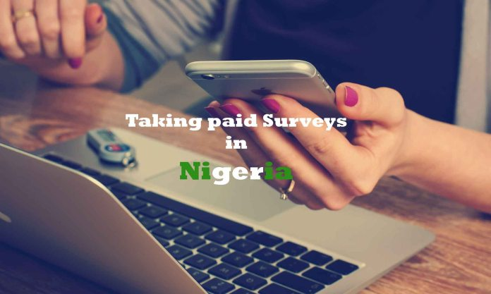 taking paid surveys in Nigeria