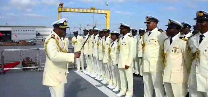 Nigerian Navy Direct Short Service (DSSC) application