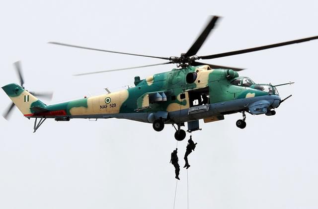 Nigerian Airforce recruitment: tradesmen/tradeswomen & non-tradesmen/women