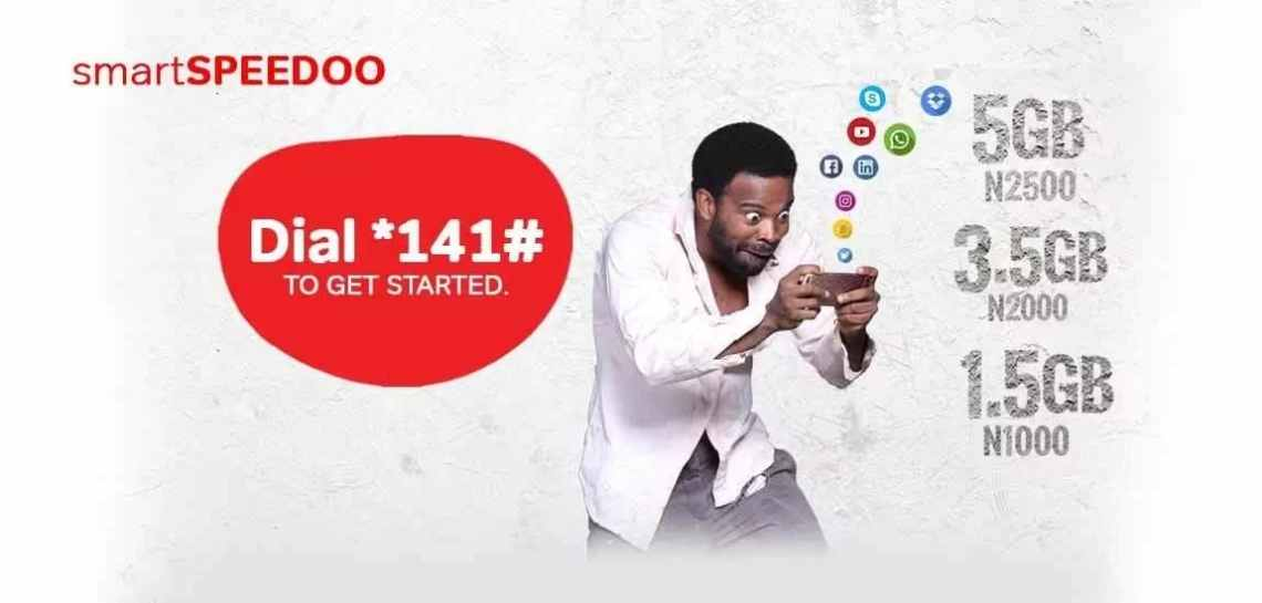 Airtel SmartSPEEDO daily, weekly & monthly data plans