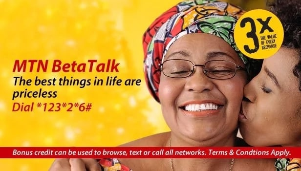 MTN BetaTalk: The best things in life are priceless