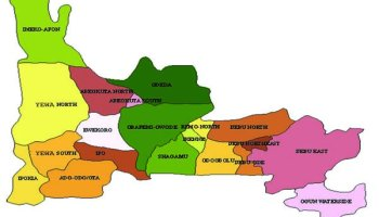 List of the 13 Local Government Areas in Ebonyi State