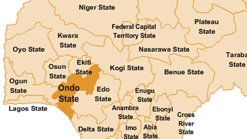 List of the 18 Local Government Areas in Ondo State