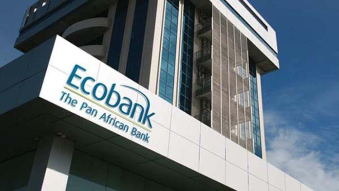 Ecobank building / office