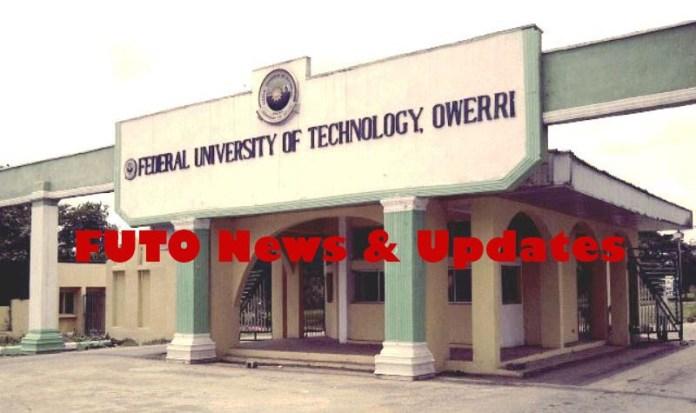 Federal University of Technology School gate