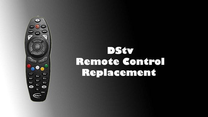 DStv remote control replacement