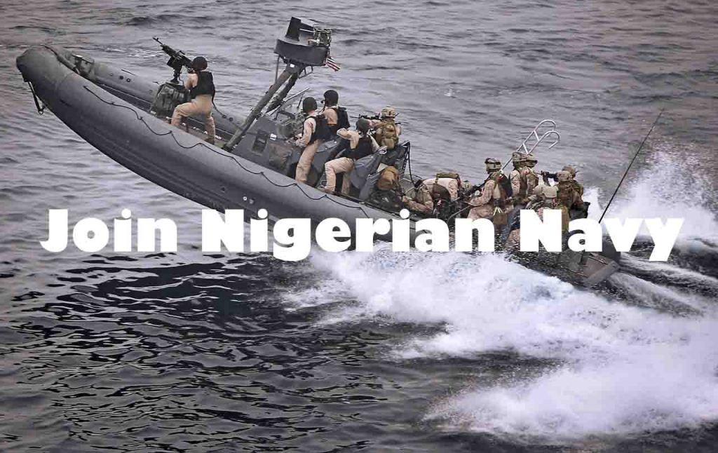join Nigerian Navy