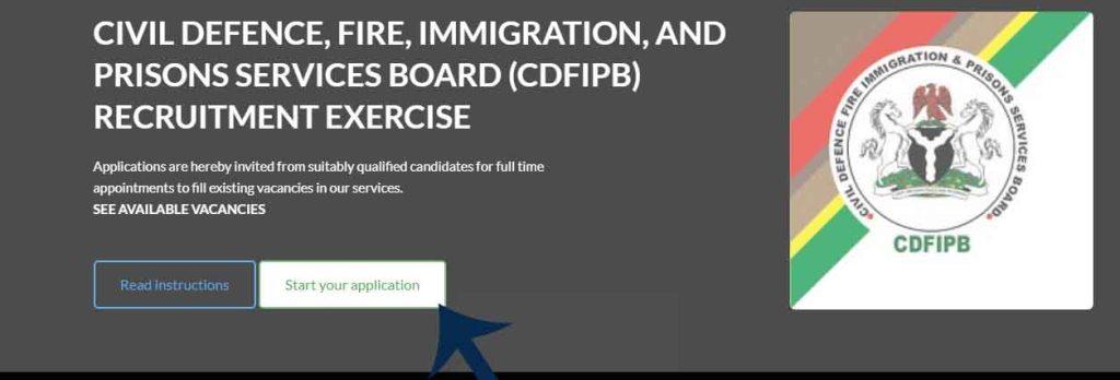 Nigeria Civil Defence Recruitment 2019 | NSCDS Portal