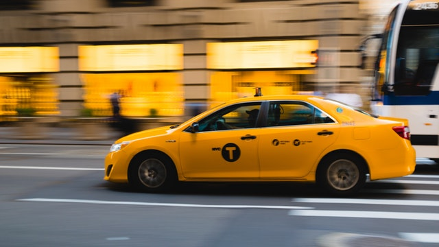 Boarding licensed taxis will help you avoid One Chance criminals