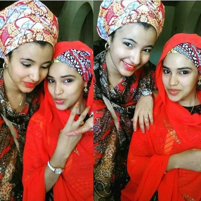 Beautiful young Hausa/Fulani Girls
