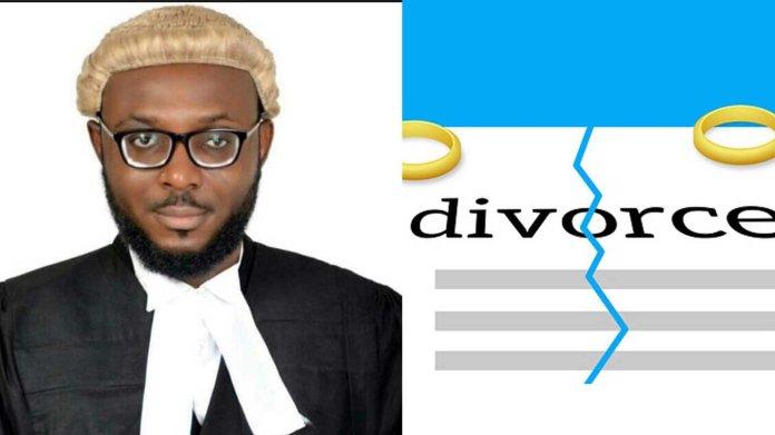 Abuja lawyer speaks on Divorce