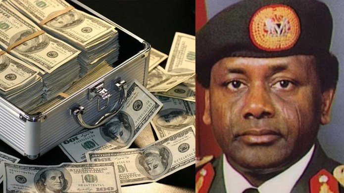 Abacha 'stole over $10 million' from Nigeria