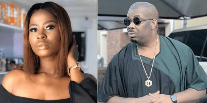 Don Jazzy can't sign me, I'm way too much - BBnaija's Ella brags