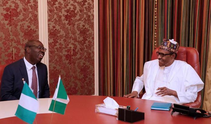 Edo State governor, Godwin Obaseki dumps APC after meeting Buhari