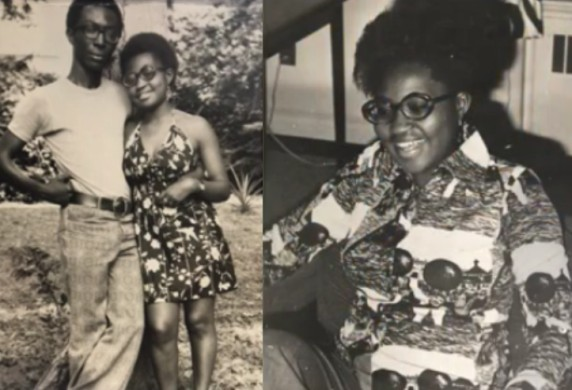 Ngozi got married to her husband Ikemba in 1971