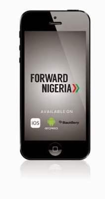 Forward Nigeria mobile app
