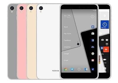 Nokia D1C, Leaks with 3GB RAM Plus Pic