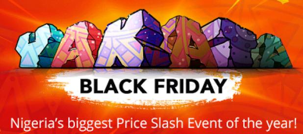 "Konga Yakata ""Black Friday"" Sales Begins Now"